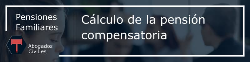 calculo pension compensatoria